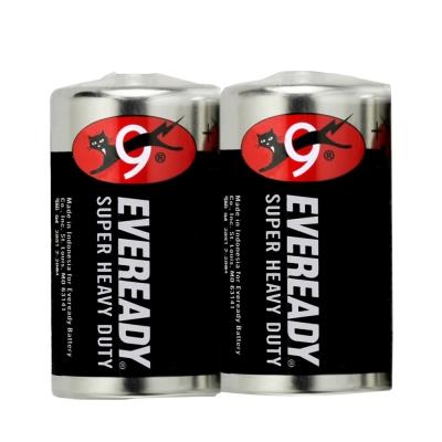 永備 碳鋅電池 2號(C) 2入