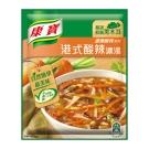 康寶 濃湯-自然原味港式酸辣(46.6gx2入)