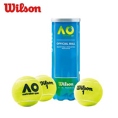 WILSON 新AUSTRALIAN OPEN BALL 澳網指定網球一箱24筒