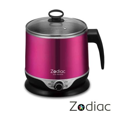 諾帝亞1-5L隔熱不袗美食鍋ZOD-MS0905