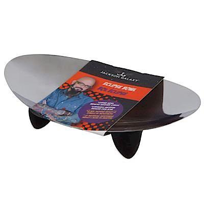 美國PETMATE 傑克森不鏽鋼曲線貓盤