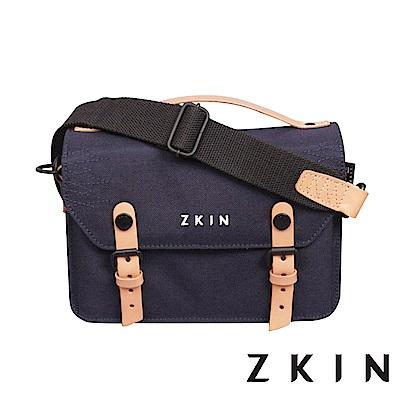 ZKIN Raw Hydra 重裝單肩相機包-附腳踏車掛繩(寶石藍)