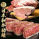 【食肉鮮生】熊本A4級日本頂級和牛肋眼 *2片禮盒組(10盎司±5%/片)
