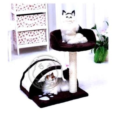 貓之族》多色山洞貓跳台 D2