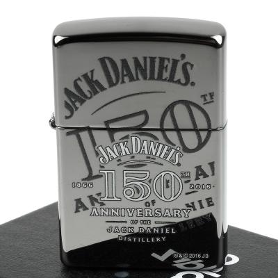 【ZIPPO】美系~Jack Daniels威士忌 -150週年紀念打火機