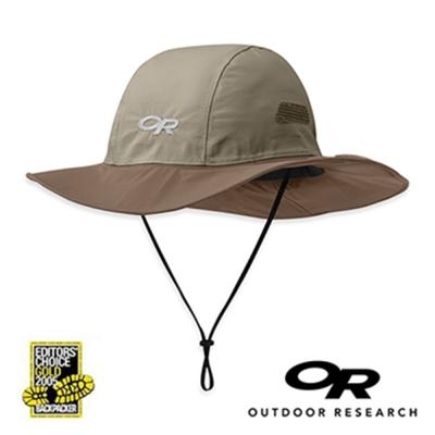 【美國Outdoor Research】經典款Gore-Tex防水透氣可折帽