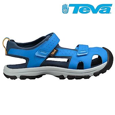 TEVA Hurricane Toe Pro 大童休閒涼鞋 寶藍