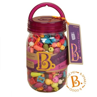 【麗嬰房】美國 B.Toys 波普珠珠 糖果罐