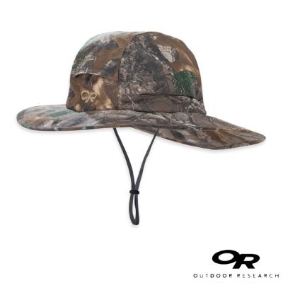 【美國 Outdoor Research】輕量抗UV透氣大盤帽_樹紋