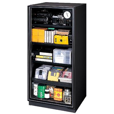收藏家-100公升電子防潮箱-DX-106