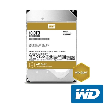 WD101KRYZ Gold 10TB 3.5吋企業級硬碟