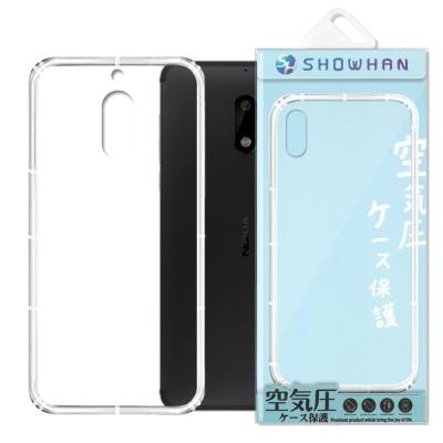 【SHOWHAN】 Nokia 6 (5.5吋) 空壓手機殼