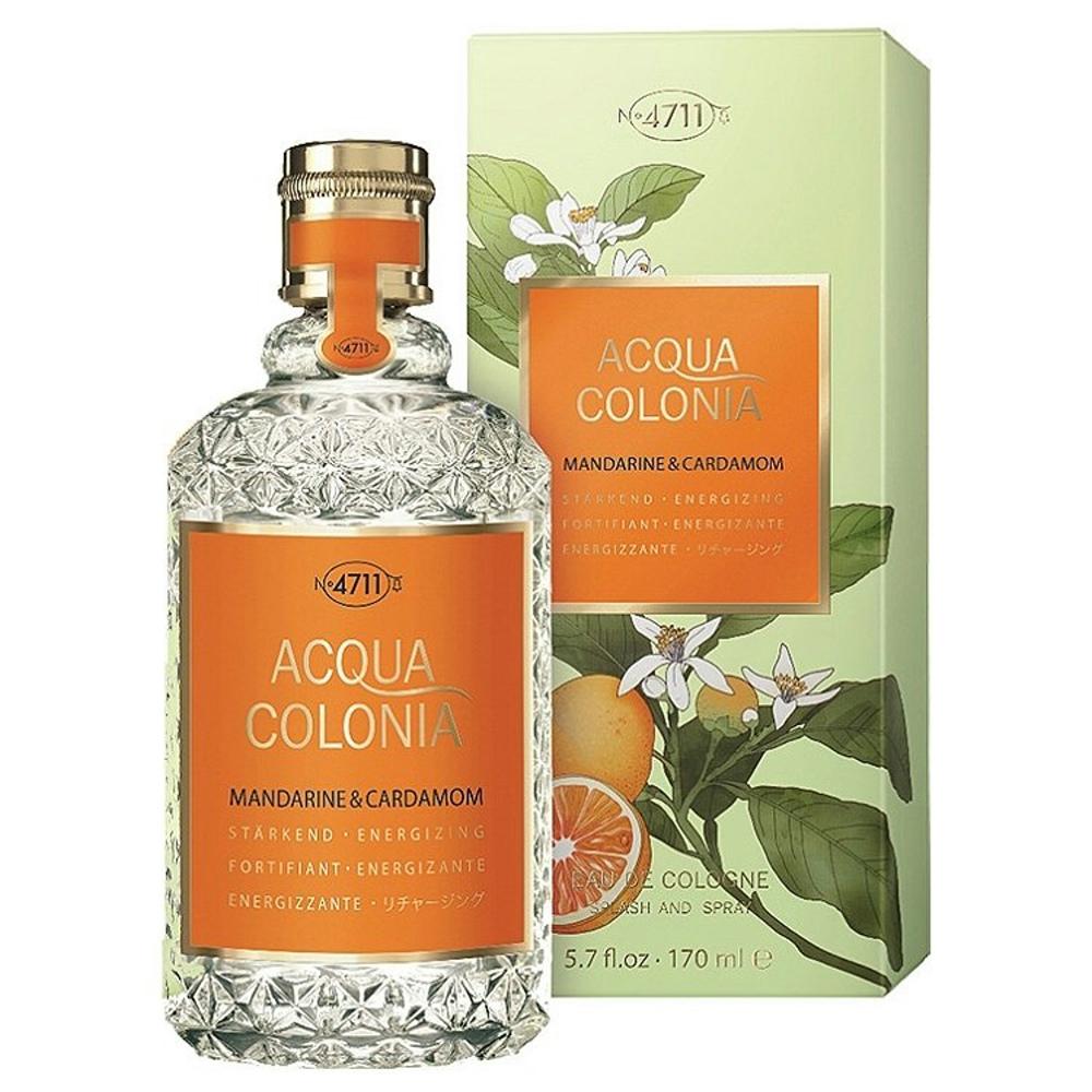 4711 Mandarine & Cardamom 橘子&白荳蔻古龍水 170ml