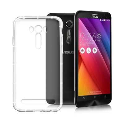 X mart ASUS Zenfone 2 Laser 5.5吋 防摔抗震空壓手機殼