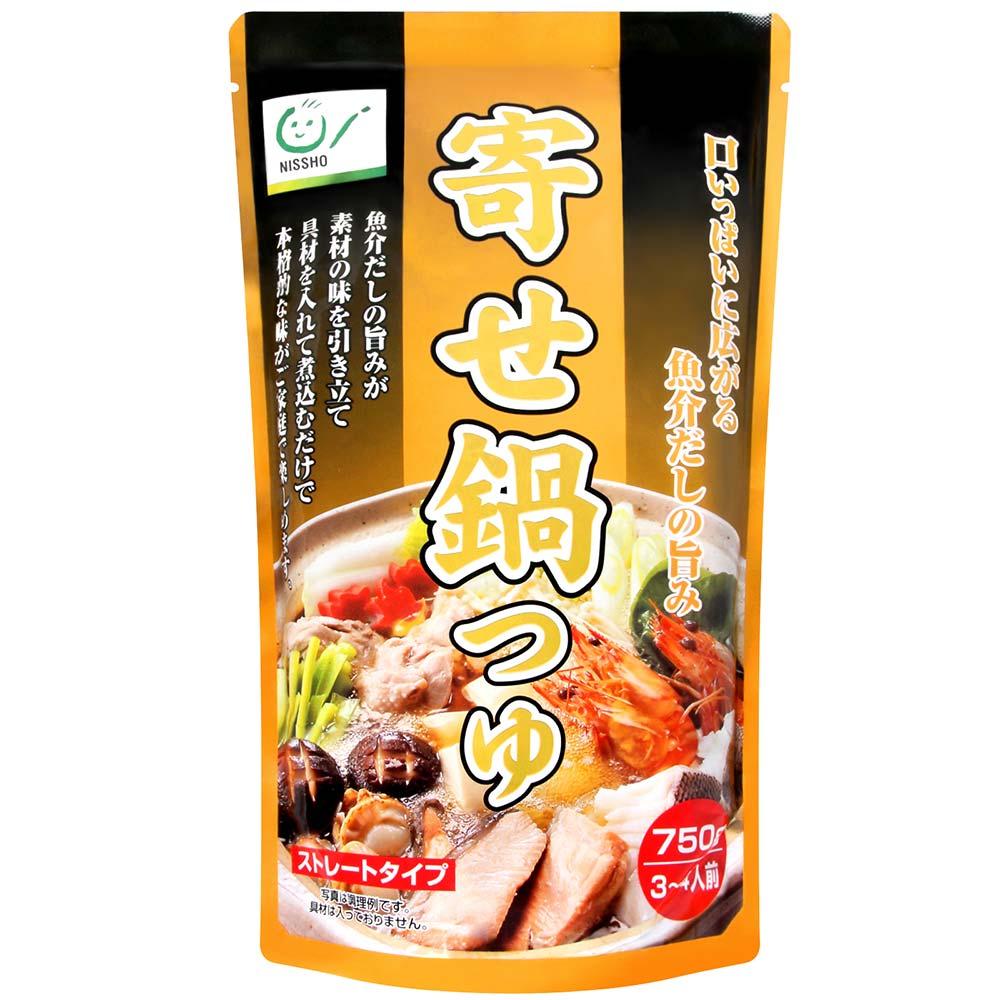桃寶食品鍋湯調味料-雜燴什錦750g