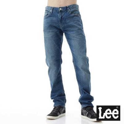 Lee 牛仔褲Jade Fusion冰精玉石 735中腰舒適小直筒