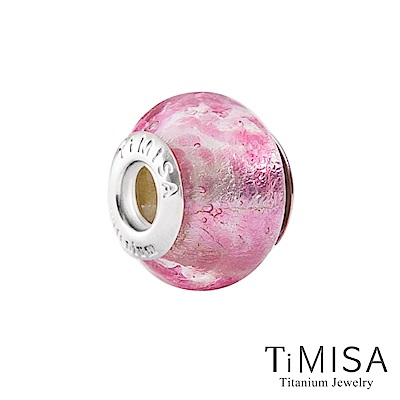 TiMISA 迷戀(11mm)純鈦琉璃 墜飾串珠