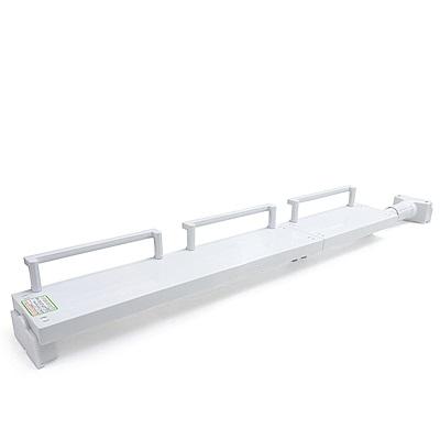 無痕免鑽孔伸縮置物棒(大)90-110cm