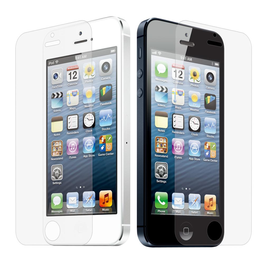Ozaki O!Coat Invisible+ iPhone5/5S/SE HD 螢幕保護貼