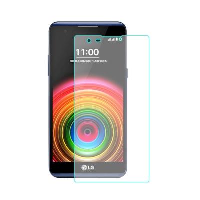 【SHOWHAN】LG X Power 9H鋼化玻璃貼 0.3mm疏水疏油高清抗...