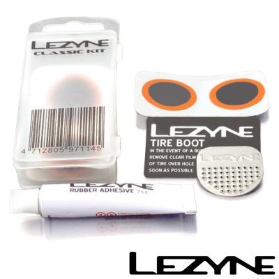 LEZYNE CLASSIC KIT有膠補胎片組