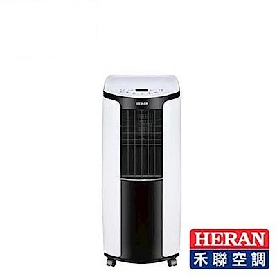 (無卡分期12期) HERAN 禾聯 3坪移動式單冷空調HPA-2CB
