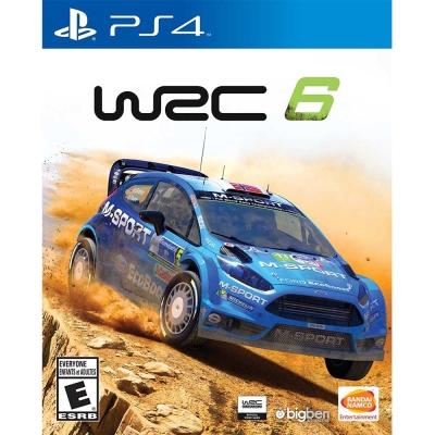 世界越野冠軍賽 6 WRC 6 - PS4 英文美版