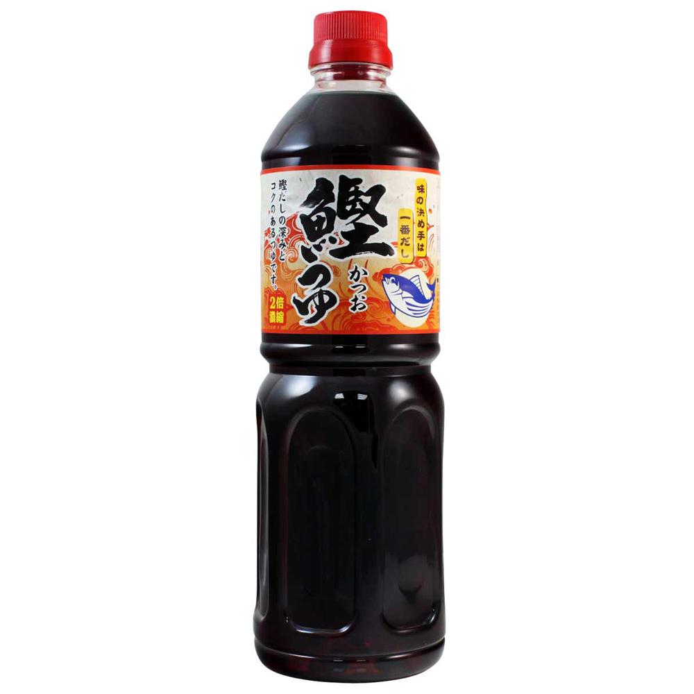 光商 嚴選精釀鰹魚麵味露(1L)