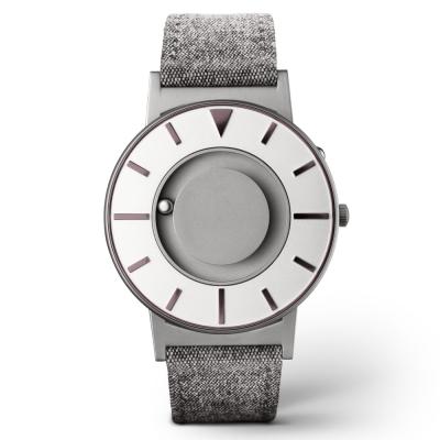 EONE 美國設計品牌 Bradley 觸感腕錶-耀眼紫-40mm