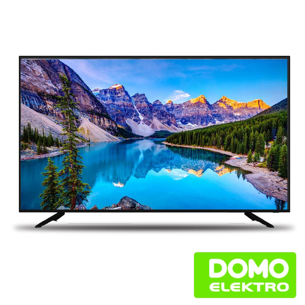 DOMO 49型HDMI多媒體數位液晶顯示器+數位視訊盒(DOM-49A08)