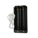 KINYO USB雙槽鋰電池充電器(CQ-431)