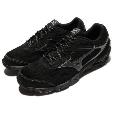 Mizuno 慢跑鞋 Wave Kien 4 防水 男鞋