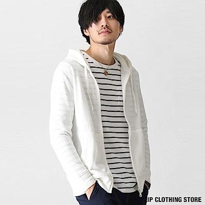 休閒連帽夾克外套(8色) ZIP日本男裝