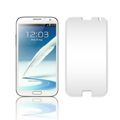 魔力Samsung N7100 Galaxy Note 2高透光抗刮螢幕保護貼