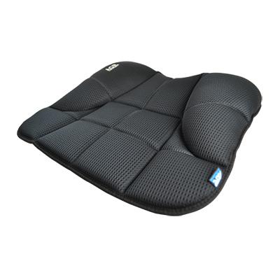 AGR健康透氣美臀座墊-華貴黑