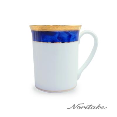 Noritake 皇家藍邊馬克杯