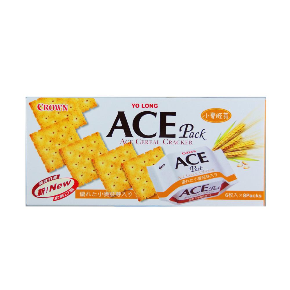 ACE 優龍小麥胚芽餅(200gx3入)