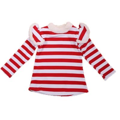 魔法Baby女童加厚刷毛裡保暖上衣k44539