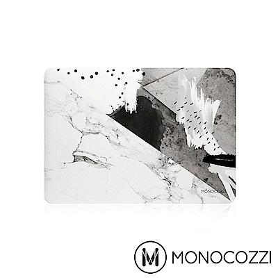 MONOCOZZI Pattern Macbook Air 13 吋保護殼 - 大理石水墨