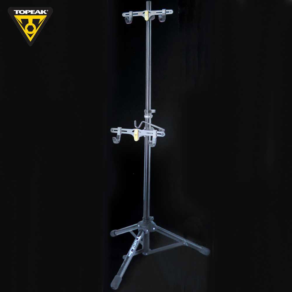 TOPEAK 三腳立地型單車柱車架展示架 TwoUp TuneUp Bike Stand
