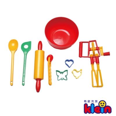 德國希歐克萊 Klein Toys 烘焙工具組網袋包 - 9 pcs