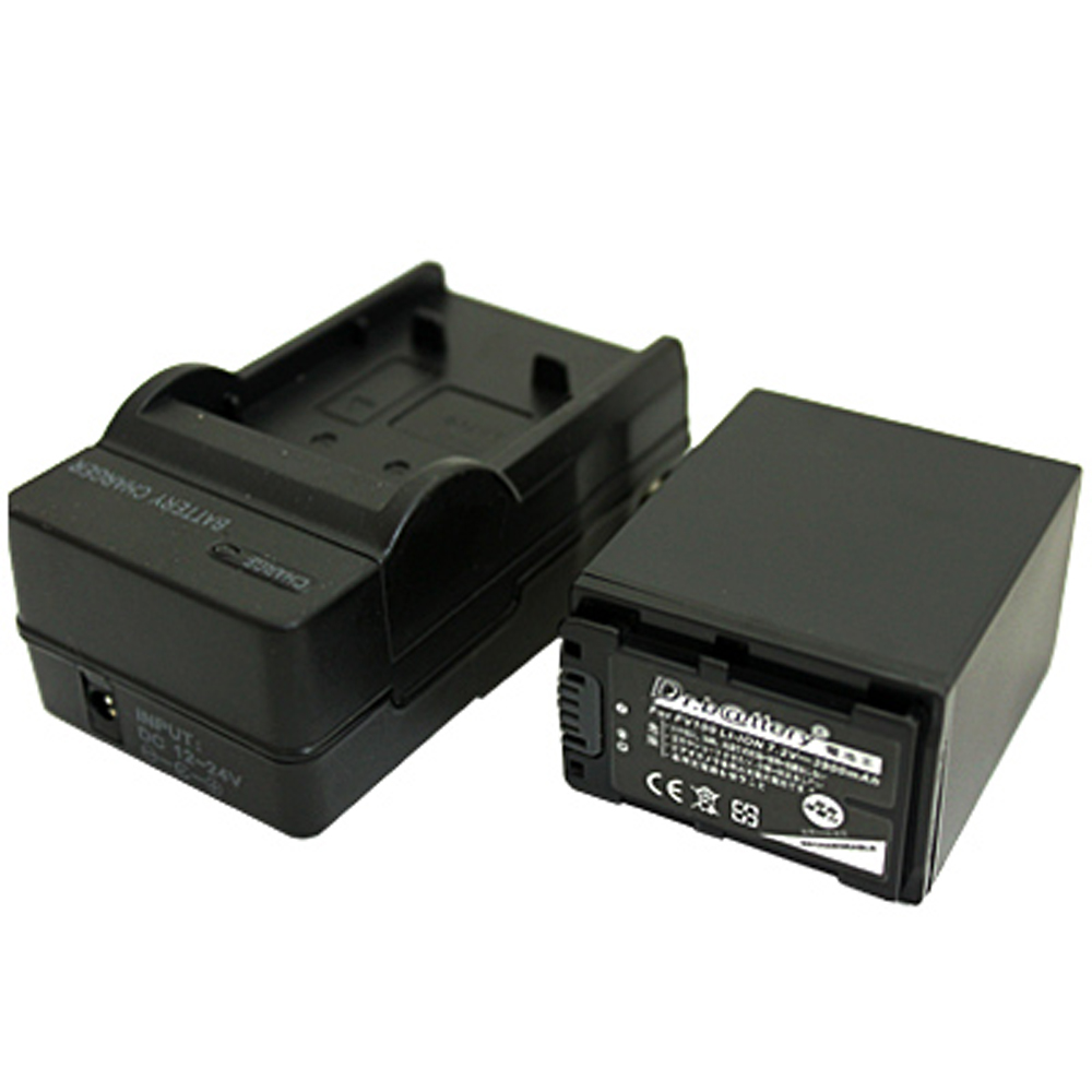 電池王 SONY FV100 (最新版)高容量鋰電池+充電器組