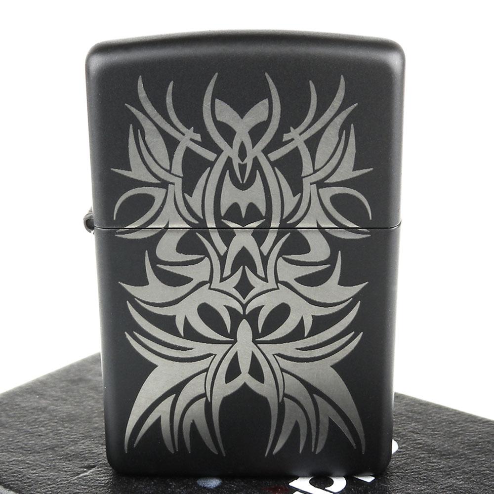 【ZIPPO】美系~Tattoo Mark-紋身圖案雷射雕刻打火機