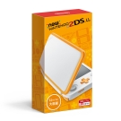 任天堂 New Nintendo 2DS LL 主機 (白×亮橘色)