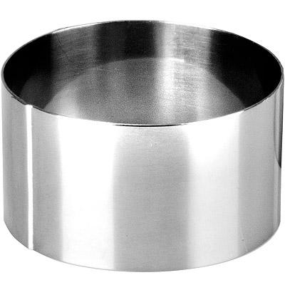IBILI Clasica不鏽鋼塑型環(圓12x4.5cm)