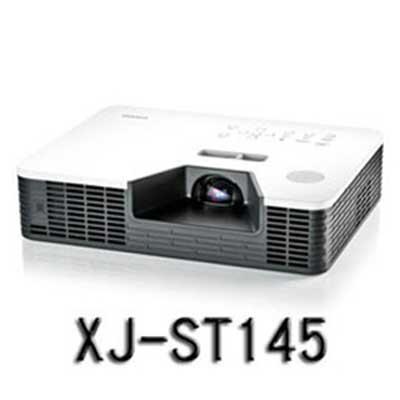 CASIO-短焦XGA雷射LED投影機-ST-145