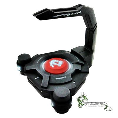 ELEPHANT 龍戰系列 月光戰蠍USB3.0擴增整線器(GHW001)