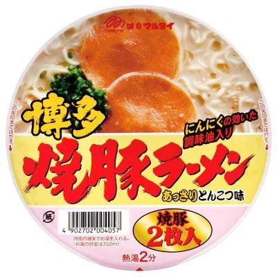 太平 博多燒豚碗麵-肉骨(87g)