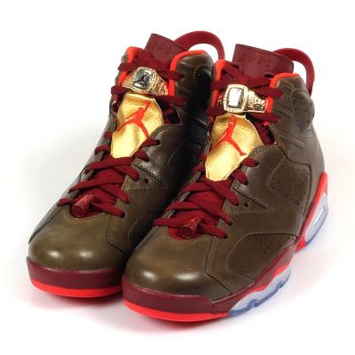 (男)NIKE AIR JORDAN 6 RETRO 籃球鞋