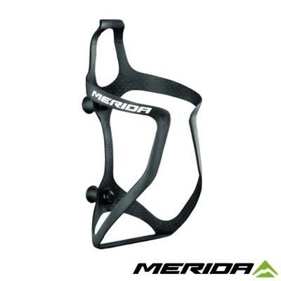 《MERIDA》美利達 碳纖水壺托架 黑/白3201